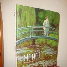 Cómics: MONET. NOMADA DE LA LUZ - RUBIO, EFA - NORMA EDITORIAL, COMO NUEVO. Lote 295750378