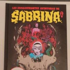 Cómics: LAS ESCALOFRIANTES AVENTURAS DE SABRINA Nº 1 - ROBERTO AGUIRRE-SACASA / ROBERT HACK -NORMA EDITORIA. Lote 295800113