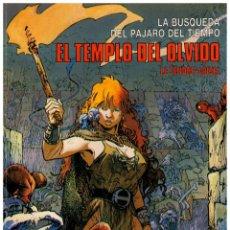 Cómics: CIMOC EXTRA COLOR 25. -EL TEMPLO DEL OLVIDO- NORMA. EXCELENTE.. Lote 295858068