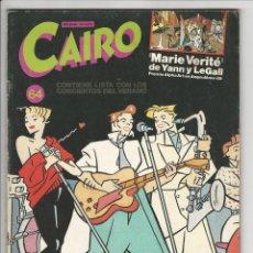 Cómics: NORMA. CAIRO. 64.. Lote 295892553