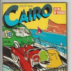 Cómics: NORMA. CAIRO. 18.. Lote 295892558