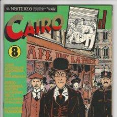 Cómics: NORMA. CAIRO. 8. Lote 295892593