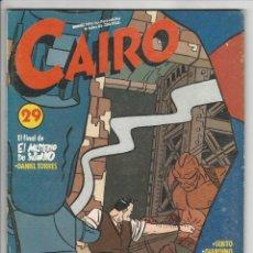 Cómics: NORMA. CAIRO. 29.. Lote 295892613
