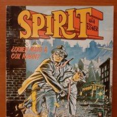 Cómics: SPIRIT ¿QUIÉN MATÓ A COX ROBIN? WILL EISNER CIMOC EXTRA COLOR 32. Lote 295897328