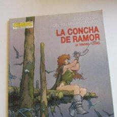 Cómics: LA CONCHA DE RAMOR - LA BUSQUEDA DEL PAJARO DEL TIEMPO 1 LE TENDRE-LOISEL NORMA BUEN ESTADO E2. Lote 295978308