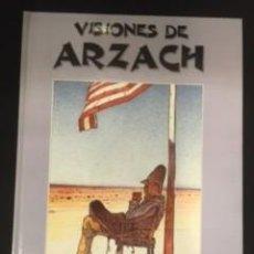 Cómics: VISIONES DE ARZACH, NORMA. Lote 296034213