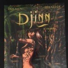 Cómics: DJINN Nº8 FIEBRES, NORMA EDITORIAL, MUY BUEN ESTADO. Lote 296041648