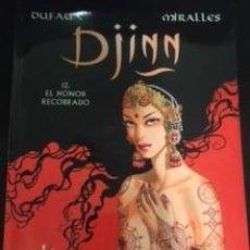Cómics: DJINN Nº12 EL HONOR RECOBRADO, NORMA EDITORIAL, MUY BUEN ESTADO. Lote 296041928