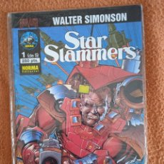 Cómics: STAR SLAMMERS 1 NORMA. Lote 296786808