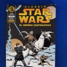 Cómics: STAR WARS CLASSIC: EL IMPERIO CONTRAATACA Nº 3. Lote 296788718