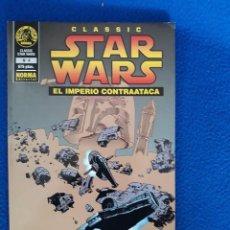 Cómics: STAR WARS CLASSIC: EL IMPERIO CONTRAATACA Nº 4. Lote 296788808