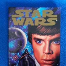 Cómics: STAR WARS ADAPTACIÓN OFICIAL DEL FILM - EDICIÓN ESPECIAL 20 ANIVERSARIO. Lote 296790963