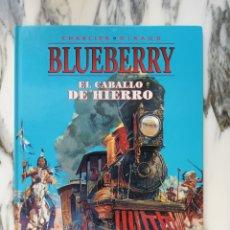 Cómics: BLUEBERRY - EL CABALLO DE HIERRO - CHARLIER Y GIRAUD - N°3 - NORMA - 2003. Lote 296944598