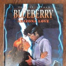 Cómics: BLUEBERRY 29 ARIZONA LOVE (CHARLIER / GIRAUD MOEBIUS). Lote 297091433