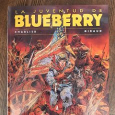 Cómics: BLUEBERRY - LA JUVENTUD DE BLUEBERRY (CHARLIER / GIRAUD MOEBIUS). Lote 297093988