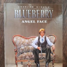 Cómics: BLUEBERRY 11 ANGEL FACE (CHARLIER / GIRAUD MOEBIUS). Lote 297095963