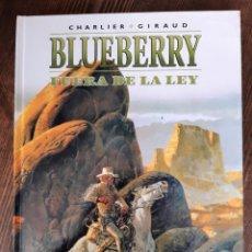 Cómics: BLUEBERRY 10 FUERA DE LA LEY (CHARLIER / GIRAUD MOEBIUS). Lote 297096243