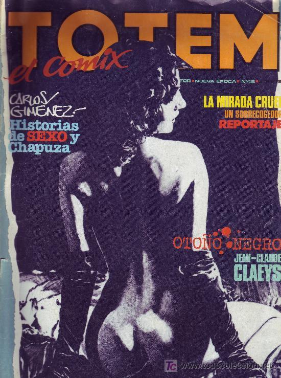 TOTEM EL COMIX NUEVA EPOCA NUMERO 42 (Tebeos y Comics - Nueva Frontera)