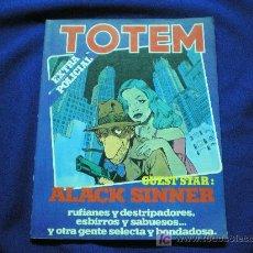 Cómics: TOTEM EXTRA Nº14 - EXTRA POLICIAL. Lote 5769382