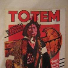 Cómics: TOTEM - ESPECIAL WESTERN Nº3 - TOTEM EXTRA Nº20. Lote 26485036