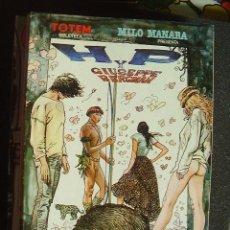 Cómics: MANARA. HP Y GIUSEPPE BERMAN. BIBLIOTECA TOTEM. Lote 27055027