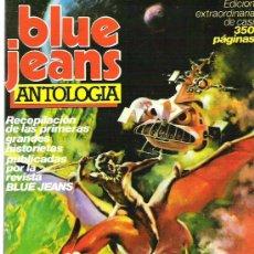 Cómics: BLUE JEANS ANTOLOGIA - COMPRENDE NUMEROS DEL 24 AL 27 350 PAG *** EXCEPCIONAL. Lote 19438861