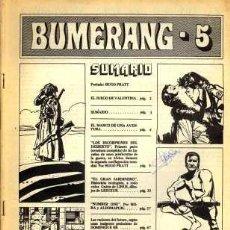 Cómics: BUMERANG, Nº 5. NUEVA FRONTERA, 1978. . Lote 11606384