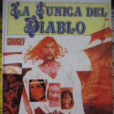 Cómics: LA TUNICA DEL DIABLO - TOTEM BIBLIOTECA. Lote 142863002