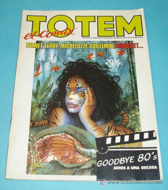 TOTEM Nº 37 (Tebeos y Comics - Nueva Frontera)
