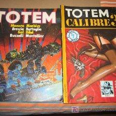 Cómics: LOTE DE DOS COMICS TOTEM . Lote 15236139