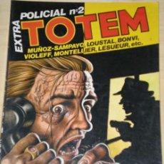 Cómics: TOTEM. Lote 25065870