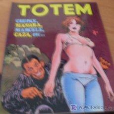 Cómics: TOTEM Nº 43 ( MANARA , CREPAX...). Lote 15233137