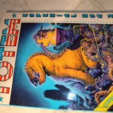 Comics: TOTEM EXTRA Nº 8: ESPECIAL USA Nº 3 - CORBEN (NUEVA FRONTERA 1978) MAGNÍFICO ÁLBUM CON 113 PÁGINAS . Lote 15377307
