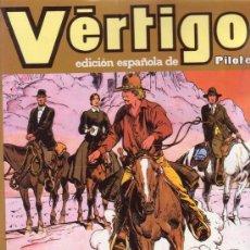Cómics: VERTIGO Nº 12. LAUZIER, MILO MANARA, ENKI BILAL, BLANC-DUMONT, ETC. EDITORIAL NUEVA FRONTERA.. Lote 27275937