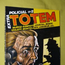 Cómics: TOTEM EXTRA POLICIAL Nº 2 - AÑO 1977. Lote 18057566