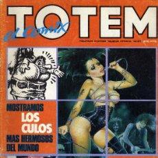Cómics: TOTEM EL COMIX NUEVA EPOCA Nº 21. Lote 23756020