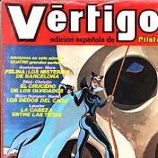 Cómics: CÓMIC VÉRTIGO Nº 9 ED.NUEVA FRONTERA 1982. Lote 27280322