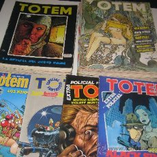 Cómics: TOTEM LOTE 8 NºS - SUELTOS CONSULTAR. Lote 26948984