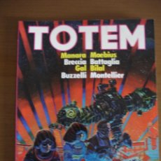 Cómics: TOTEM Nº 42 MANARA, MOEBIUS, BRECCIA, BILAL.. Lote 20885616