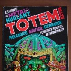 Cómics: TOTEM EXTRA Nº 11 ESPECIAL METAL HURLANT.. Lote 20885896