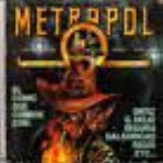 Cómics: COMIC -METROPOL Nº 11- SOMMER,ABULÍ,BERMELO,ETC 1983. Lote 27614623