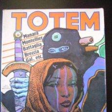 Cómics: TOTEM Nº 41 MANARA BATTAGLIA BRECCIA GAL .............C17. Lote 23681120