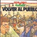 Cómics: TOTEM COMICS VOLVER AL PUEBLO. Lote 24039397