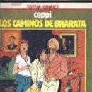 Cómics: TOTEM COMICS LOS CAMINOS DE BHARATA. Lote 24039584