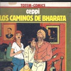 Comics: TOTEM COMICS LOS CAMINOS DE BHARATA. Lote 24039584