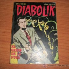 Cómics: COLECCION DIABOLIK Nº 12 NUEVA FRONTERA 1978 . Lote 27262215
