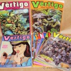 Cómics: VERTIGO NºS 1 2 3 4 5 6 7 8 9 10 11 – CASI COMPLETA (FALTA EL 12) - NUEVA FRONTERA - TAMBIÉN SUELTOS. Lote 26993471