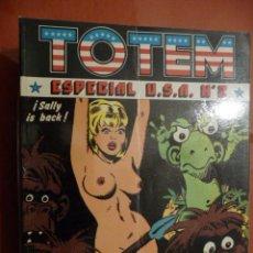 Cómics: TOTEM. ESPECIAL USA Nº 2. Lote 26830037