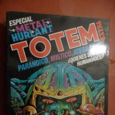 Cómics: TOTEM. ESPECIAL METAL HURLANT. Lote 26830039