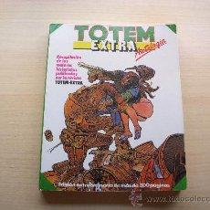 Cómics: TOTEM EXTRA, ANTOLOGIA, MÁS DE 300 PÁGINAS, EDITORIAL NUEVA FRONTERA. Lote 26867929